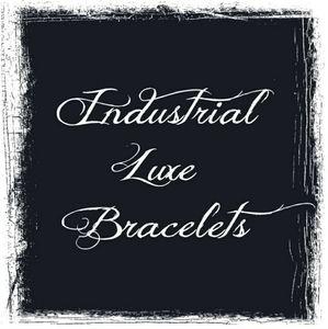 Industrial Luxe Bracelets